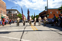 VFW Mount Prospect -Post 1337 - Memorial Day - 29 May 2017